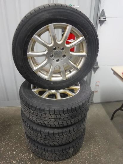 Dunlop Graspic DS3 w/ RIms 205/65R16