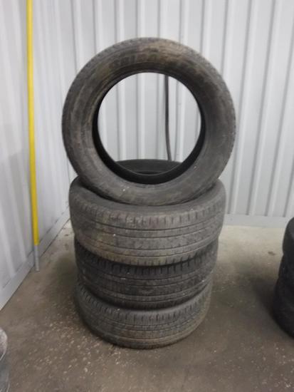 Bridgestone Dueler H/L 255/55R19