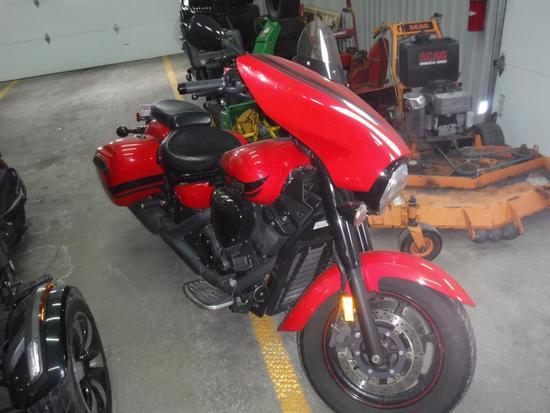 2015 Yamaha Vstar 1300 DLX