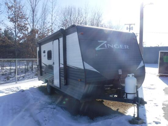 2018 Zinger Camper
