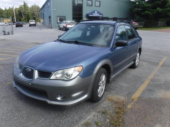 2007 Subaru Impreza