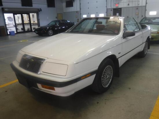 1991 Chrysler Le Baron