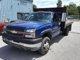 2004 Chevrolet 3500 dump