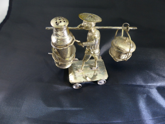 First Antique  Auction of a 50 Year Collection