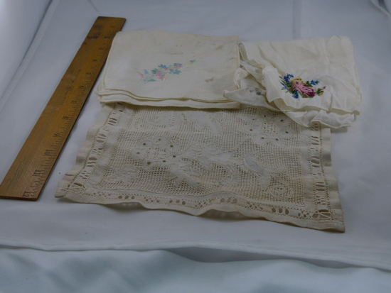 Vintage Collectable Linens