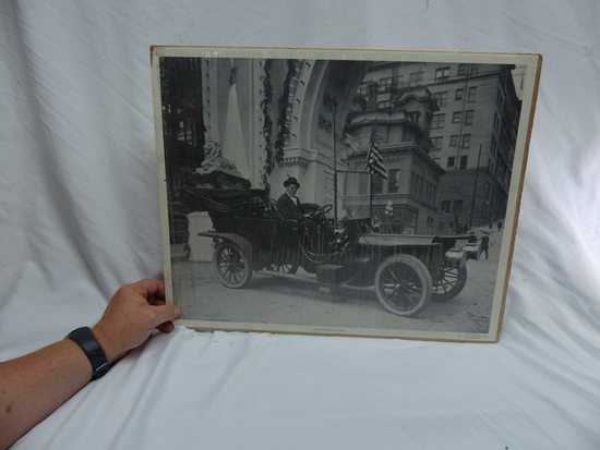 1910 Franklin Car Photo