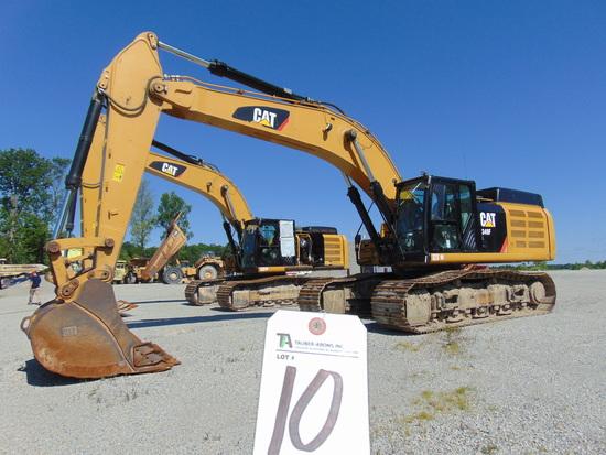 (2015) Cat mod. 349FL, Excavator; Hours: 485.4;