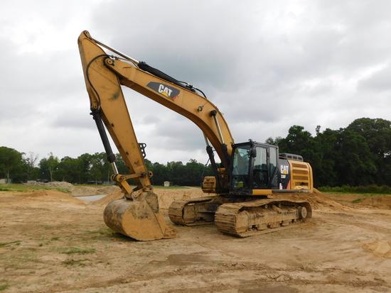 (2015) Cat mod. 336 Excavator, Close Cab AC,