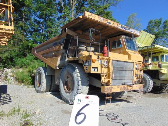 (1994) Cat mod. 775B, Haul Dump Truck, Engine