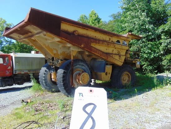(1996) Cat mod. 775B, Haul Dump Truck, Engine