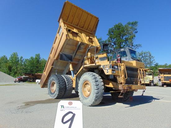 Cat mod. 77D, Haul Dump Truck, Engine 3412,