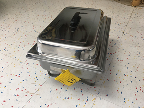 8qt Stainless Steel Chafing Dish