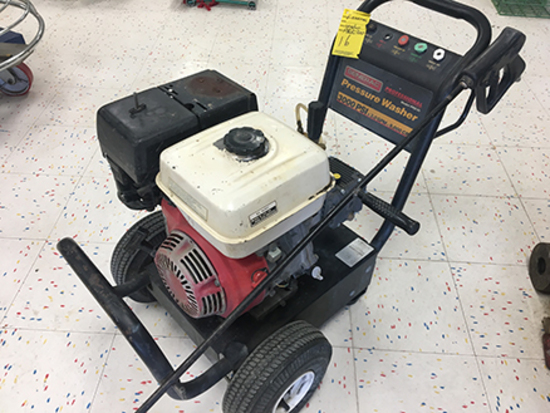 General Pro-30 3000 PSI Gas Powered Pressure Washer, Honda Engine