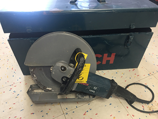 Bosch 1365 14in Electric Cement Saw