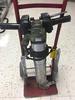 Sullair 90lb Air Jack Hammer, with Cart