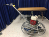 New Belle Group 36in Gas Powered Cement Trowel, Honda Engine, (Cart Not Included)