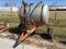Clark 300 Gal Sprayer Tank on Cart