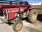 MF 210 Diesel Compact Tractor, Reads 1874 hrs, 3 pt