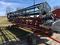 Case IH 1020 20ft Platform, poly skids, sells complete with head hauler