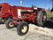 Farmall 806, Wide Front, Flat Top Fenders, Rear Weights, 18.4-38 Tires, 2pt