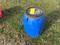Blue Barrel - Oil Dry