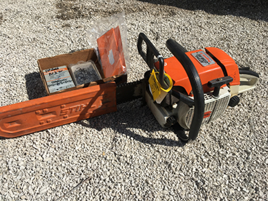 Stihl 038AV Magnum II Chain Saw