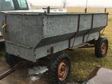 Flare Bed Wagon, Hoist, No Floor