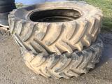 Pair of 18.4-38 Tires