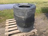 (4) 225/70-14 Tires
