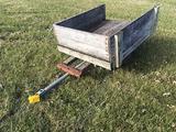 H.M. Lawn Cart