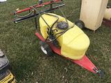 Lawn Sprayer Cart