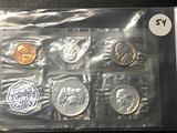 1963 Proof set, US Mint