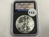 2006 Reverse Proof American Silver Eagle