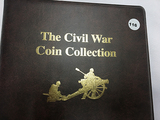 The Civil War Collection enhanced on 22 clad Kennedy Halves