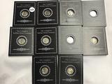 10 Buffalo Nickels 1925-1938