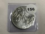 2013 American Silver Eagle