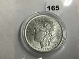 1904-O Morgan Dollar Unc
