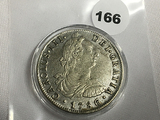 1786 Spanish Colonial Coin