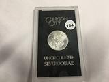1884 CC GSA Morgan Dollar Unc