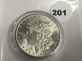 1900-O Morgan Dollar Unc