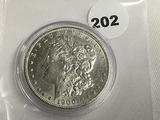 1900 Morgan Dollar Unc