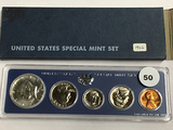 1966 Special US Mint Set