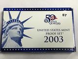 2003 US Proof Set