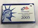 2005 US Proof Set