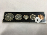 1958 US Silver Proof Set