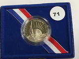 1986 Liberty Half Dollar Unc.