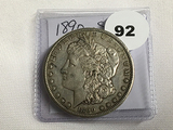 1890-S Morgan Dollar