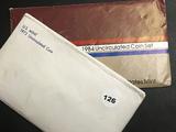1973 & 1984 Mint Sets