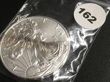 2020 American silver eagle Unc