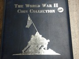 (78) Clad 1/2 Dollars WWII Collection